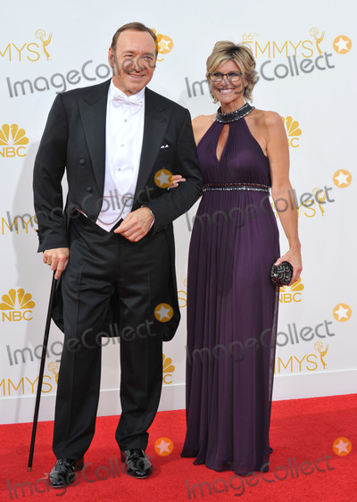 Ashleigh Banfield Photo - Kevin Spacey  Ashleigh Banfield at the 66th Primetime Emmy Awards at the Nokia Theatre LA Live downtown Los AngelesAugust 25 2014  Los Angeles CAPicture Paul Smith  Featureflash