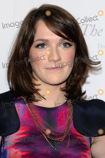 Charlotte Ritchie Photo - Charlotte Ritchie arriving for the South Bank Sky Arts Awards 2012 Dorchester Hotel London 01052012 Picture by Steve Vas  Featureflash