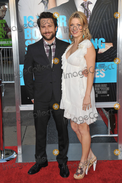 Charlie Day Photo - Charlie Day  wife Mary Elizabeth Ellis at the Los Angeles premiere of his new movie Horrible Bosses at Graumans Chinese Theatre HollywoodJune 30 2011  Los Angeles CAPicture Paul Smith  Featureflash