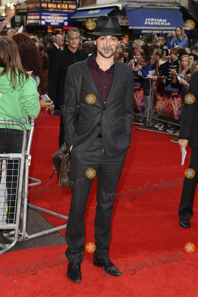 Alex Zane Photo - Alex Zane arriving for The Inbetweeners The Movie film premiere at the Vue Leicester Square London 16082011 Picture by Steve Vas  Featureflash