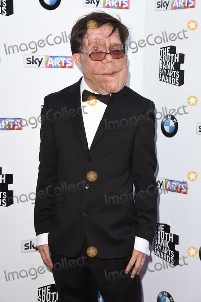 Adam Pearson Photo - Adam Pearson attends the South Bank Sky Arts Awards 2015 at the Savoy Hotel LondonJune 7 2015  London UKPicture Steve Vas  Featureflash