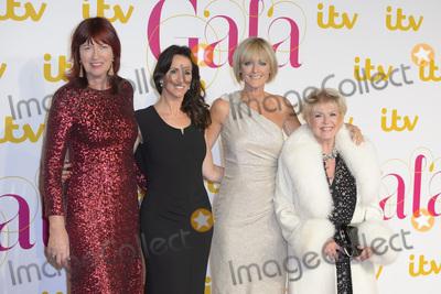 Andrea Mclean Photo - Loose Women star Janet Street-Porter Andrea Mclean Jane Moore  Gloria Hunniford at the ITV Gala at the London PalladiumNovember 19 2015  London UKPicture Dave Norton  Featureflash