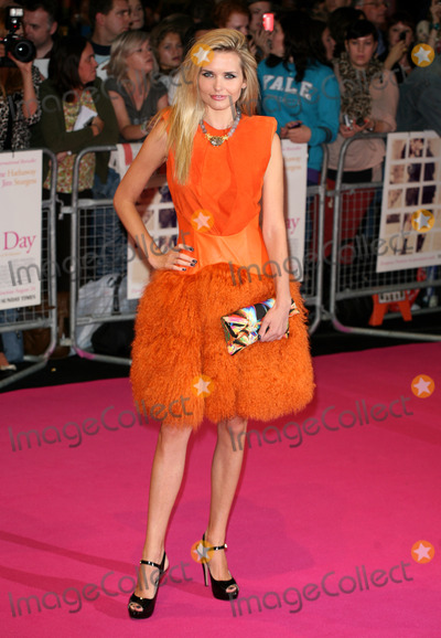 Agne Motiejunaite Photo - Agne Motiejunaite arriving for the European Premiere of One Day at Westfield west London 23082011  Picture by Alexandra Glen  Featureflash