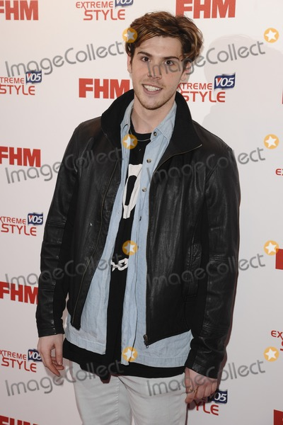 Aiden Grimshaw Photo - Aiden Grimshaw arriving for the FHM 100 Sexiest Women in the World 2013 party at the Sanderson Hotel London 01052013 Picture by Steve Vas  Featueflash