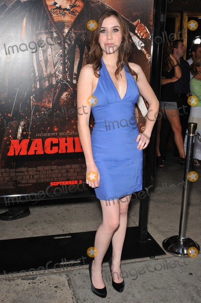 Marci Madison Photo - Marci Madison at the Los Angeles premiere of her new movie Machete at The Orpheum TheatreAugust 25 2010  Los Angeles CAPicture Paul Smith  Featureflash