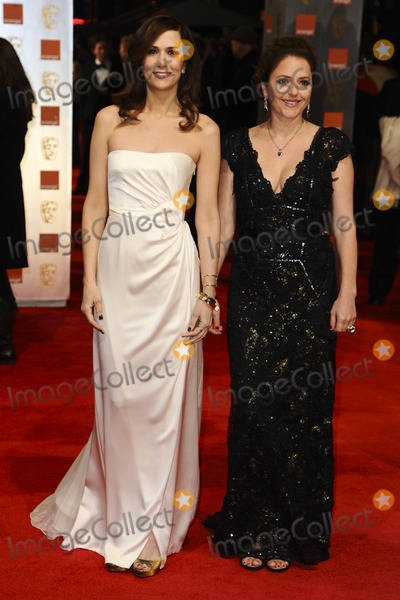 Annie Mumolo Photo - Kristen Wiig and Annie Mumolo arriving for the BAFTA Film Awards 2012 at the Royal Opera House Covent Garden London 12022012  Picture by Steve Vas  Featureflash