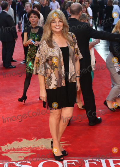 Carole Ashby Photo - Carole Ashby arriving for the Chariots of Fire Premiere held at the Empire Leicester Square - London England 10072012 Picture by Henry Harris  Featureflash