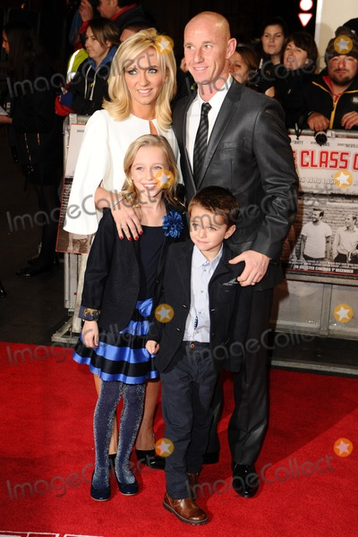 Nicky Butt Photo - Nicky Butt and family arrives for the premiere of  The Class of 92 at the Odeon West End London 01122013 Picture by Steve Vas  Featureflash