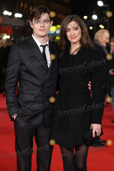 Alexandra Maria Lara Photo - Sam Riley  wife Alexandra Maria Lara at the European premiere for Pride and Prejudice and Zombies at the Vue West End Leicester SquareFebruary 1 2016  London UKPicture James Smith  Featureflash
