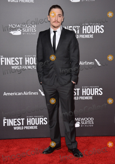 Kyle Gallner Photo - Actor Kyle Gallner at the premiere of his movie The Finest Hours at the TCL Chinese Theatre HollywoodJanuary 25 2016  Los Angeles CAPicture Paul Smith  Featureflash