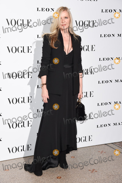 Amanda Wakeley Photo - Amanda Wakeley at the Vogue 100 A Century of Style exhibition opening at the National Portrait Gallery LondonFebruary 9 2016  London UKPicture Steve Vas  Featureflash