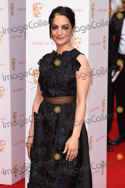 Archie Panjabi Photo - Archie Panjabiarrives for the 2015 BAFTA TV Awards at the Theatre Royal Drury Lane London 10052015 Picture by Steve Vas  Featureflash