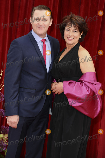 Chris Walker Photo - Chris Walker and Jan Pearson arrives at the British Soap awards 2011 held at the Granada Studios Manchester14052011  Picture by Steve VasFeatureflash