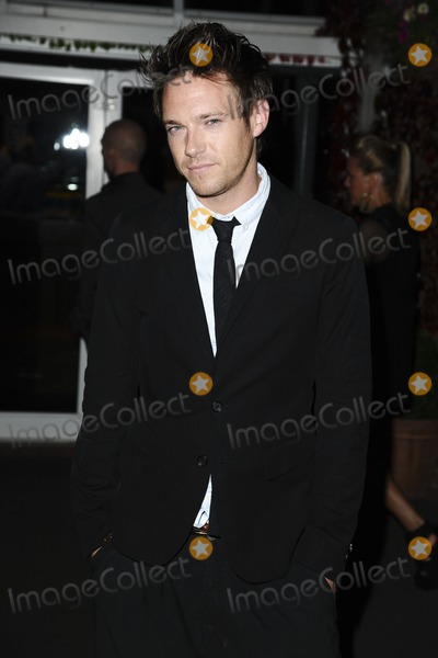 Andrew Moss Photo - Andrew Moss arrives for the 2011 Hollyoaks Ball at Chester Racecourse Chester 01092011 Picture by Steve Vas  Featureflash