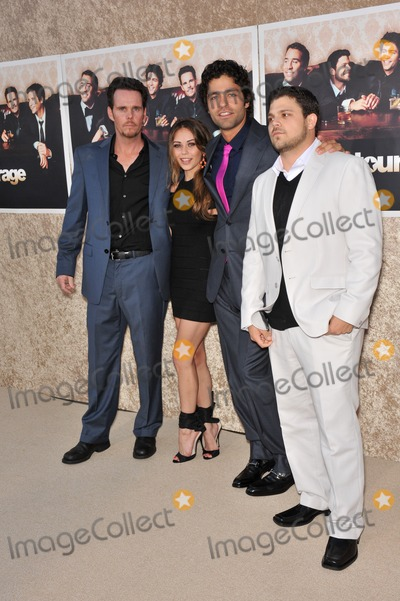 Adrien Grenier Photo - LtoR Kevin Dillon Alexis Dziena Adrien Grenier  Jerry Ferrara at the premiere for the sixth season of the HBO TV series Entourage at Paramount Studios HollywoodJuly 9 2009  Los Angeles CAPicture Paul Smith  Featureflash
