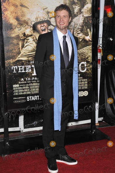 Ashton Holmes Photo - Ashton Holmes at the premiere of his new HBO miniseries The Pacific at Graumans Chinese Theatre HollywoodFebruary 24 2010  Los Angeles CAPicture Paul Smith  Featureflash