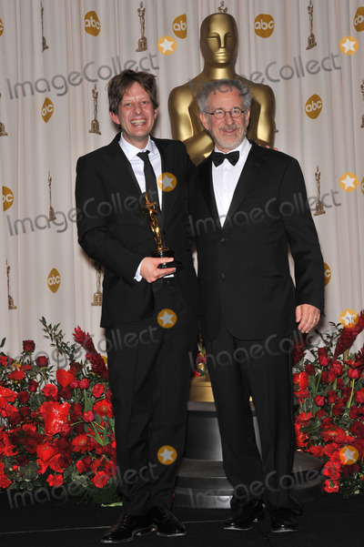 Christian Colson Photo - Christian Colson  Steven Spielberg at the 81st Academy Awards at the Kodak Theatre HollywoodFebruary 22 2009  Los Angeles CAPicture Paul Smith  Featureflash