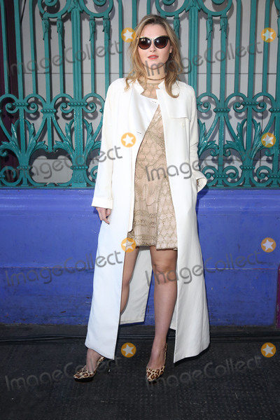 Amber Atherton Photo - Amber Atherton at the Julien Macdonald show during London Fashion Week SpringSummer 2016  September 19 2015  London UKPicture James Smith  Featureflash
