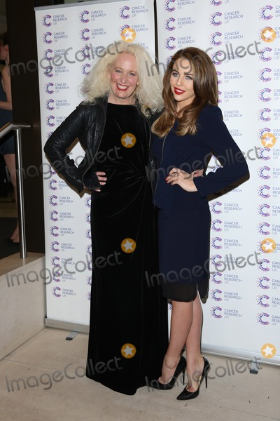 Debbie Rush Photo - Lydia Bright and Debbie Rush arriving at James Jog On To Cancer Event Kensington Roof Gardens London 09042014 Picture by Henry Harris  Featureflash