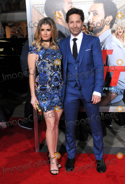 Brianna Brown Photo - LOS ANGELES - FEBRUARY 13 Director Richie Keen (R) and Brianna Brown (L) attend the world premiere of Fist Fight at Regency Village Theatre on February 13 2017 in Los Angeles California  (Photo by Barry KingImageCollectcom)