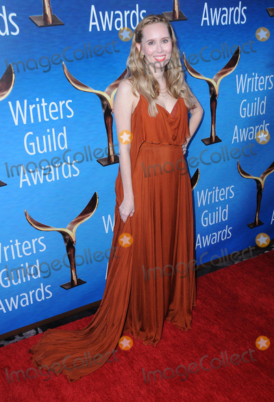 Allison Schroeder Photo - BEVERLY HILLS CA - FEBRUARY 19  Writer Allison Schroeder attends the 2017 Writers Guild Awards at the Beverly Hilton Hotel on February 19 2017 in Beverly Hills California  (Photo by Barry KingImageCollectcom)