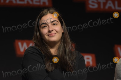 Alanna Masterson Photo - MANNHEIM GERMANY - MARCH 17 Actress Alanna Masterson (Tara on The Walking Dead) at the Walker Stalker Germany convention (Photo by Markus Wissmann)