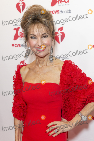 Susan Lucci Photo - February 5 2020 New York New York USA SUSAN LUCCI at the American Heart Associations Go Red for Women Red Dress Collection 2020Hammerstein Ballroom NYCFebruary 5 2020Photos by     Photos Inc (Credit Image  Sonia MoskowitzGlobe Photos via ZUMA Wire)