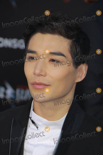 Ludi Lin Photo - Ludi Lin 03222017 Power Rangers Premiere held at the Westwood Village Theater in Westwood CA Photo by Julian Blythe  HollywoodNewsWireco