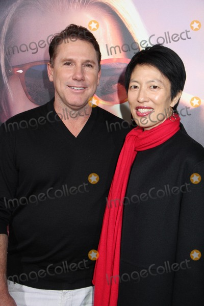 Nicholas Sparks Photo - Nicholas Sparks Theresa Park 02012016 The Los Angeles special Screening The Choice held at Arclight Hollywood in Los Angeles CA Photo by Izumi Hasegawa  HollywoodNewsWirenet