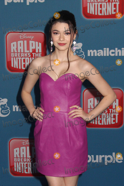 Nikki Hahn Photo - Nikki Hahn 11052018 The World Premiere of Ralph Breaks the Internet held at El Capitan Theatre in Los Angeles CA Photo by Hiro Katoh  HollywoodNewsWireco