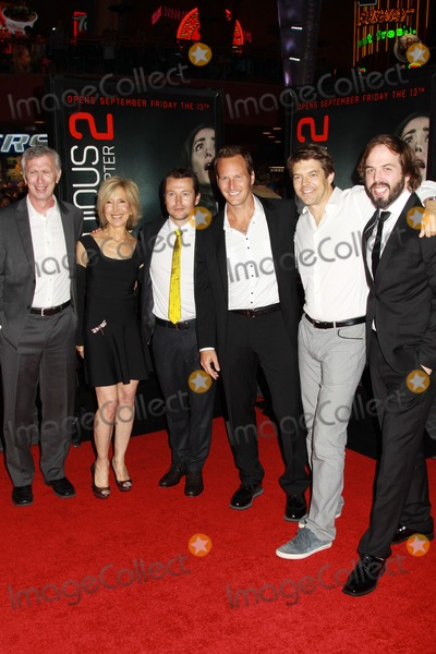 Angus Sampson Photo - Steve Coulter Lin Shaye Leigh Whannell Patrick Wilson Jason Blum Angus Sampson 09102013 Insidious Chapter 2 Premiere held at Universal CityWalk in Universal City CA Photo by Mayuka Ishikawa