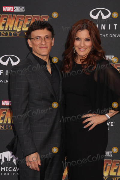 Anne Russo Photo - Anthony Russo Anne Russo 04232018 The World Premiere of Avengers Infinity War held at Hollywood CA Photo by Izumi Hasegawa  HollywoodNewsWireco