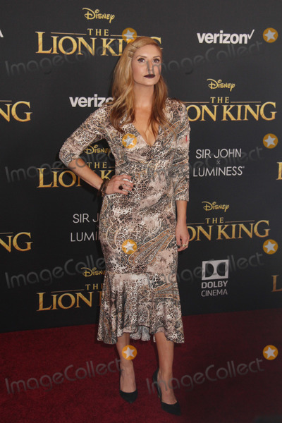 Anneliese van der Pol Photo - Anneliese van der Pol 07092019 The Lion King Premiere held at Dolby Theatre in Hollywood CA Photo by Kazuki Hirata  HollywoodNewsWireco