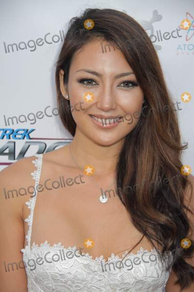 G STAR Photo - Chasty Ballesteros 08012015 The Premiere of gStar Trek Renegadesh held at Crest Theater in Los Angeles CA Photo by Izumi Hasegawa  HollywoodNewsWirenet