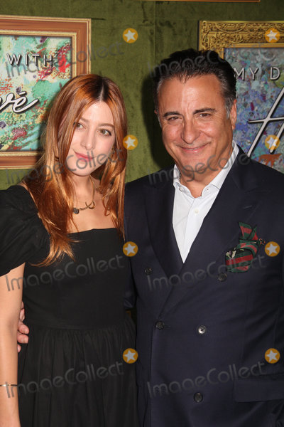 Andy Garcia Photo - Dominik Garcia-Lorindo Andy Garcia 10042018 The Los Angeles Premiere of My Dinner with Herve held at Paramount Studios in Los Angeles CA Photo by Izumi Hasegawa  HollywoodNewsWireco