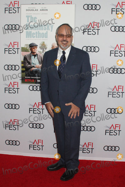 Al Higgins Photo - Al Higgins 11102018 AFI Fest 2018 World Premiere Gala Screening of The Kominsky Method held at TCL Chinese Theatre in Hollywood CA Photo by Hiro Katoh  HollywoodNewsWireco