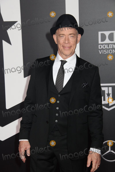 J K Simmons Photo - JK Simmons 11132017 The World Premiere of Justice League held at The Dolby Theater in Hollywood CA Photo by Izumi Hasegawa  HollywoodNewsWireco