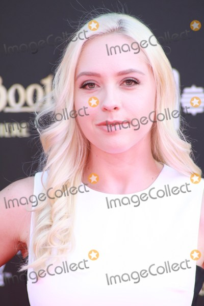 Ashley Nichole Photo - Ashley Nichole 04042016 The World Premiere of gThe Jungle Bookh held at The El Capitan Theater in Hollywood CA Photo by Izumi Hasegawa  HollywoodNewsWireco