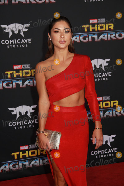 Arianny Celeste Photo - Arianny Celeste 10102017 The world premiere of gThor Ragnarokh held at El Capitan Theater in Hollywood CA Photo by Izumi Hasegawa  HollywoodNewsWireco