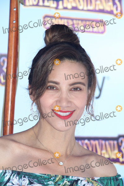 Argelia Atilano Photo - Argelia Atilano 06302018 The World Premiere of Hotel Transylvania 3 Summer Vacation held at Regency Village Theater in Los Angeles CA Photo by Izumi Hasegawa  HollywoodNewsWireco