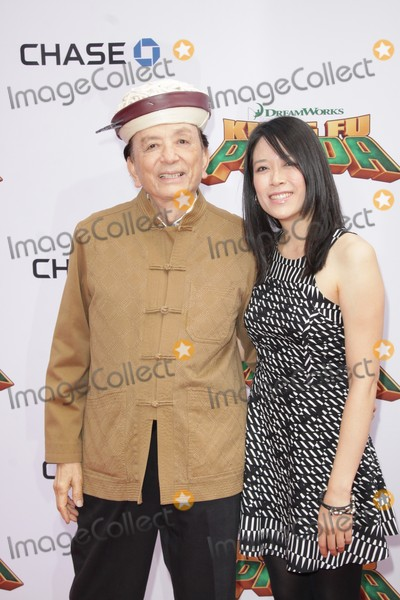 April Hong Photo - James Hong April Hong  01162016 The World Premiere of Kung Fu Panda 3 held at TCL Chinese Theatre inHollywood CA Photo by Izumi Hasegawa  HollywoodNewsWirenet