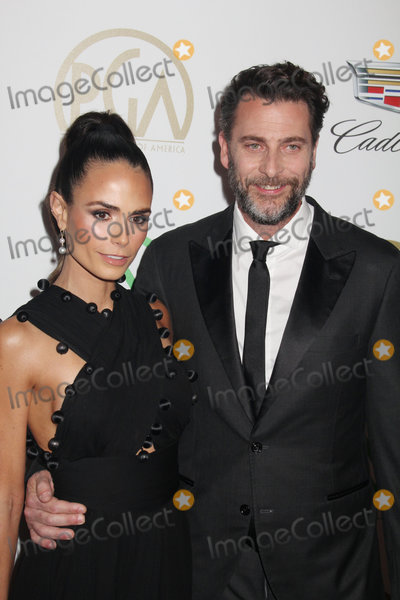Andrew Form Photo - Jordana Brewster Andrew Form 01192019 The 30th Annual Producers Guild Awards held at The Beverly Hilton in Beverly Hills CA Photo by Izumi Hasegawa  HollywoodNewsWireco