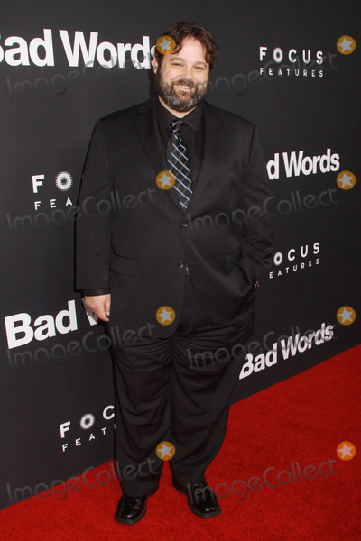 Andrew Dodge Photo - Andrew Dodge 03052014 Bad Words Premiere held at the Arclight Hollywood Cinerama Dome in Los Angeles CA Photo by Kazuki Hirata  HollywoodNewsWirenet