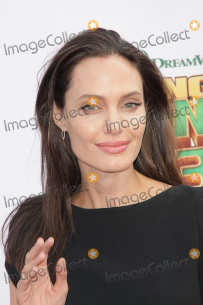 ANGELINA JOLIE Photo - Angelina Jolie-Pitt 01162016 The World Premiere of Kung Fu Panda 3 held at TCL Chinese Theatre inHollywood CA Photo by Izumi Hasegawa  HollywoodNewsWirenet