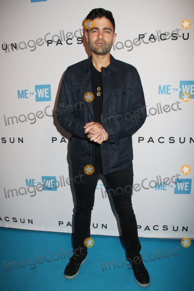 Adrian Grenier Photo - Adrian Grenier 04182018 The official pre-party to WE Day held at Peppermint Club in West Hollywood CA Photo by Izumi Hasegawa  HollywoodNewsWireco