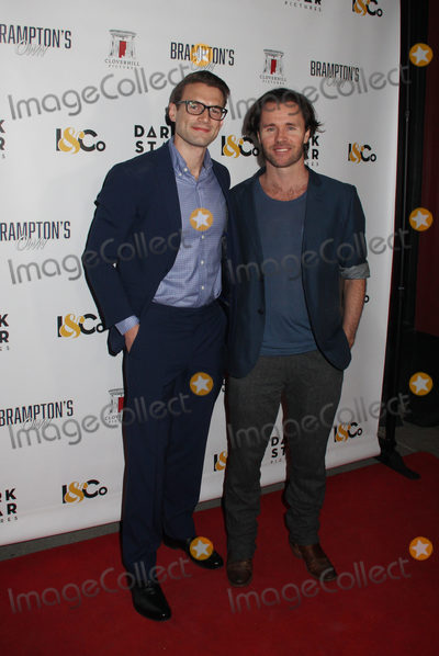 David ODonnell Photo - Alex Russell David Odonnele 10172018 The Los Angeles premiere of Bramptons Own held at Laemmle Fine Arts in Beverly Hills CA Photo by Hiro Katoh  HollywoodNewsWireco