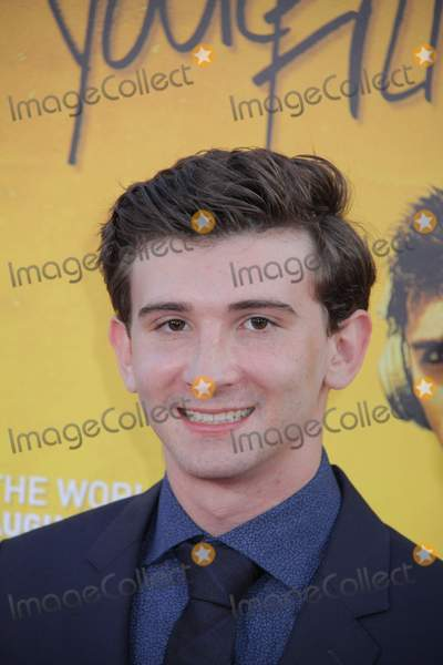 Alex Shaffer Photo - Alex Shaffer 08202015 The Los Angeles Premiere of We are Your Friends held at TCL Chinese Theatre in Hollywood CA Photo by Izumi Hasegawa  HollywoodNewsWirenet