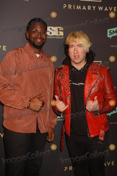 Tom Higgenson Photo - Demar Hamilton Tom Higgenson 02092019 Primary Wave 13th Annual Pre-Grammy Bash held at The London West Hollywood at Beverly Hills in West Hollywood CA Photo by Hiro Katoh  HollywoodNewsWireco