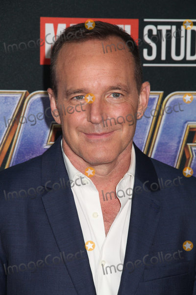 Clarke Gregg Photo - Clark Gregg 04222019 The world premiere of Marvel StudiosAvengers Endgame held at The Los Angeles Convention Center in Los Angeles CA Photo by Izumi Hasegawa  HollywoodNewsWireco