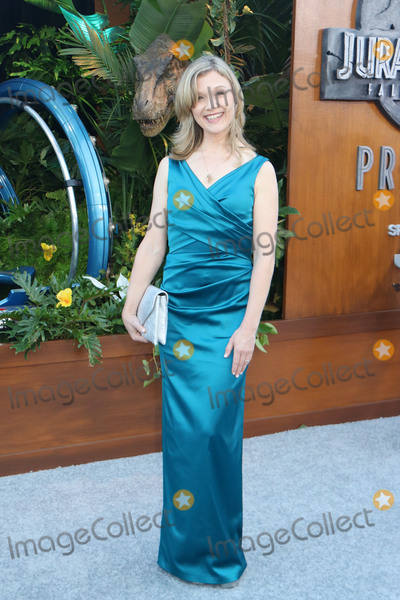 Ariana Richards Photo - Ariana Richards 06122018 Jurassic World Fallen Kingdom Premiere held at the Walt Disney Concert Hall in Los Angeles CA Photo by Kazuki Hirata  HollywoodNewsWireco